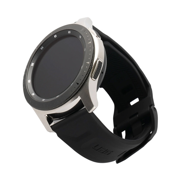 UAG Scout Strap for Samsung Galaxy Watch (46mm). Black