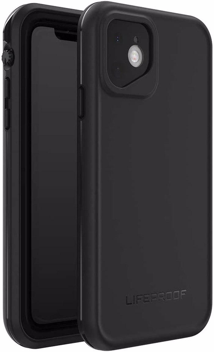 Lifeproof Fre (77-62484) Waterproof Case for iPhone 11. Black