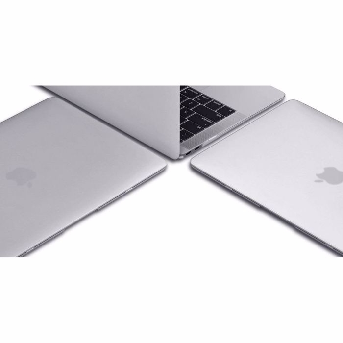 Tech-Protect Smartshell for Macbook Air 13 (After 2018). Matte Clear
