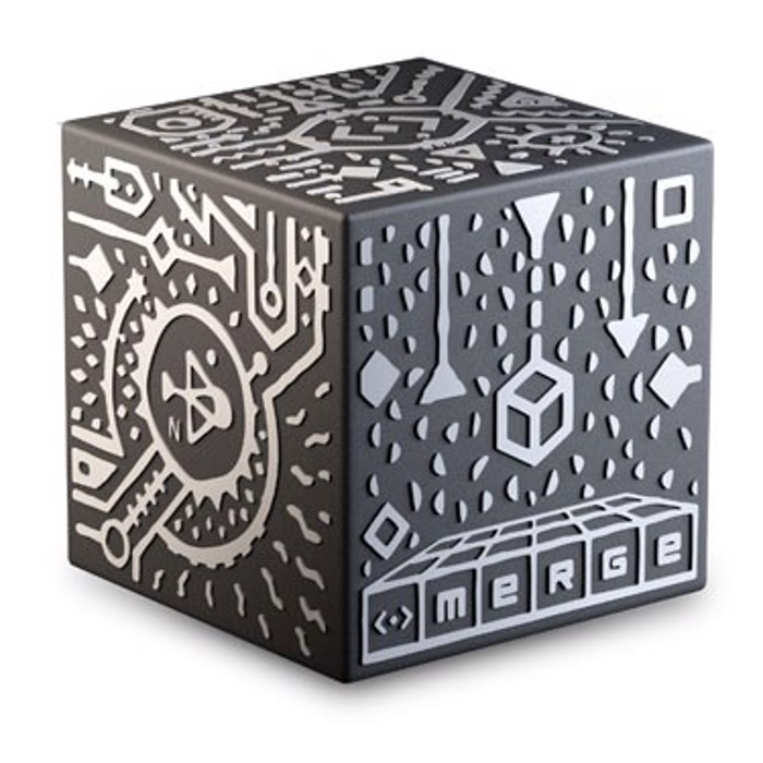 MERGE Cube-Fun & Educational Augmented Reality STEM Toy for Kids