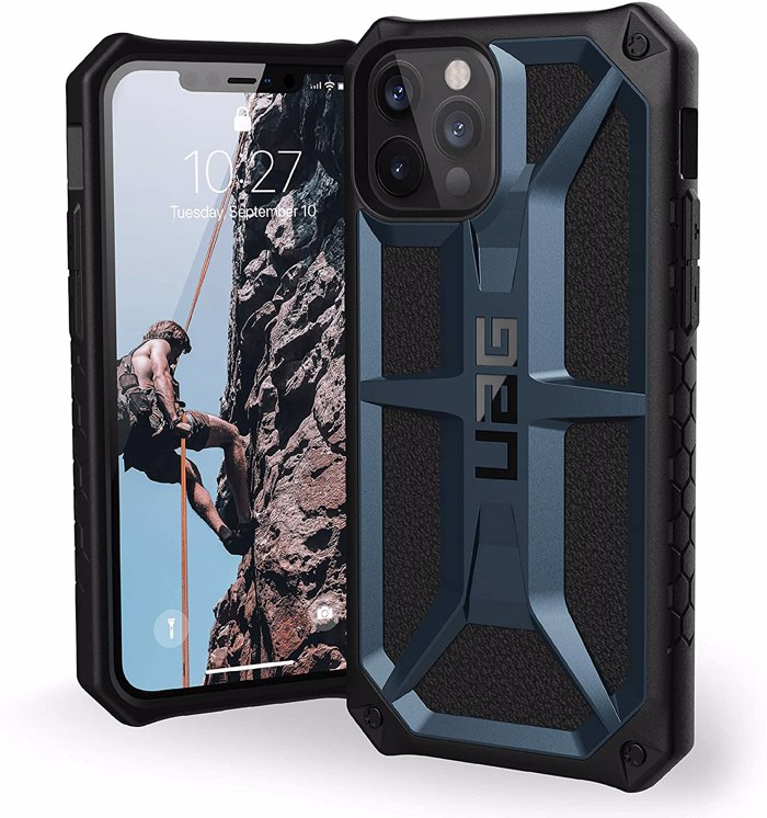 UAG Monarch ga to iPhone 12 Pro/ 12. Mallard